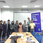 CSIP invited Ms Hong Trang – CEO of EDUBELIFE – training and mentoring business finance administration skills for Startups
