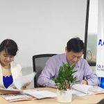 MOU – Lễ ký kết giữa Edubelife và SHI