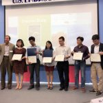 """Ms Hong Trang – CEO of EDUBELIFE – member in the Board of Examiners of Competition """"Vietnam Challenge for Our Environment"""" held by US Embassy"""