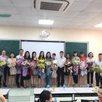 Academy of Finance invited Edubelife to share with students